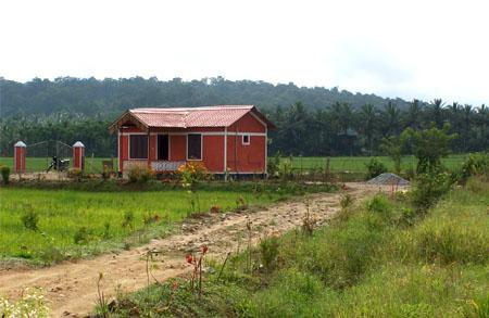Another view of the Dreams Homestay