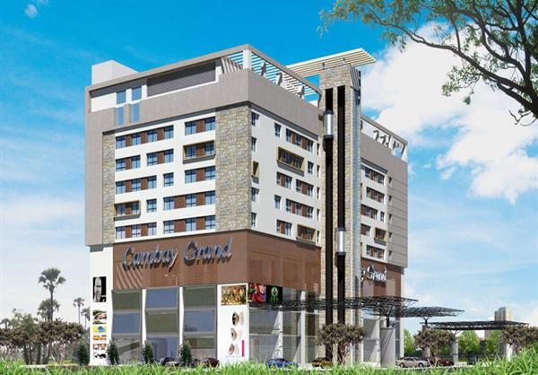 another view of cambay Grand at Ahmedabad