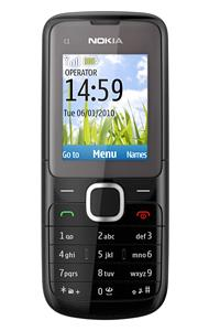 Nokia C1-01 photos