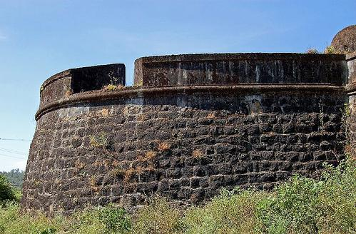 Another view of the Madikeri Fort in Kodagu / Coo
