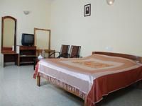 View of Deluxe room, Hotel Crystal Court, Madikeri