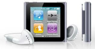 6th Generation Apple iPod Nano