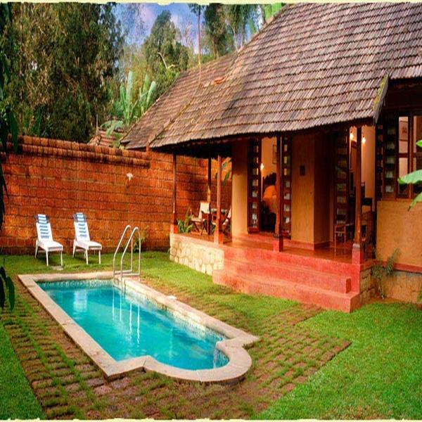 Private Pool Villa at Orange County, Coorg