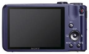 Sony Cybershot DSC-HX7V screen