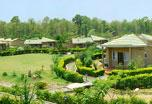 View of the Mapple Leisure Resort, Corbett