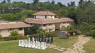 View of the Kodagu Valley Club Mahindra Resort