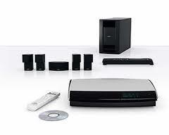 Bose Lifestyle 35 DVD Entertainment System