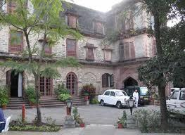 Palace Hotel in Mount Abu