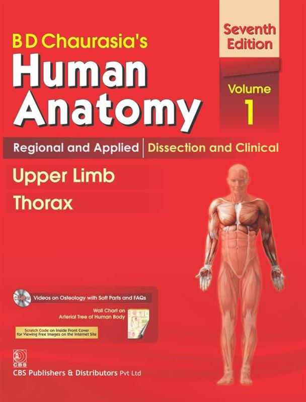 Bd Chaurasias Human Anatomy Vol1 Reviews Specification Best