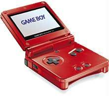 Video Game-Game Boy Advance Sp