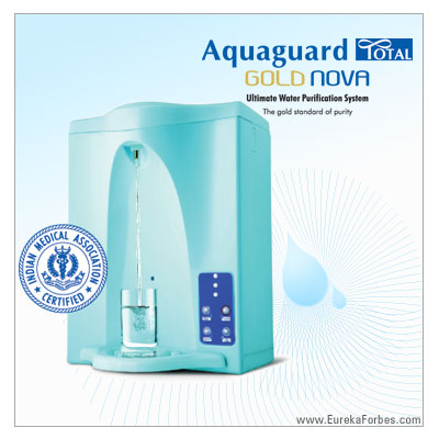 Aquaguard Total Gold Nova