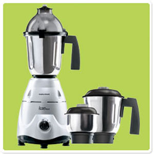 MORPHY RICHARDS Mixer + Grinder - Icon Dlx