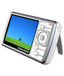 GE Cube Portable Media Player