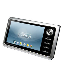 Cowon A3 - 60GB MP4 Player