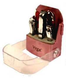 Vega Manicure set (8 pieces)
