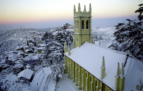 Shimla Church