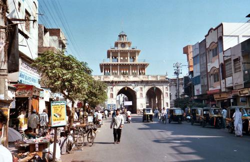 Old city Gate of Vadodhara
