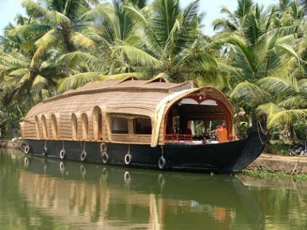 Kerala Houseboat another view