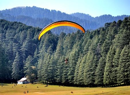 adventure sports at Himachal