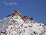 The view of Leh