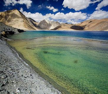 Pangong in Ladakh area