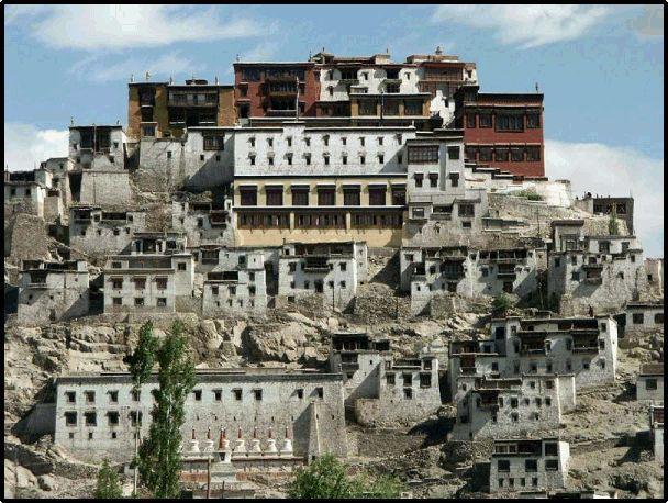 Monastery at Ladakh