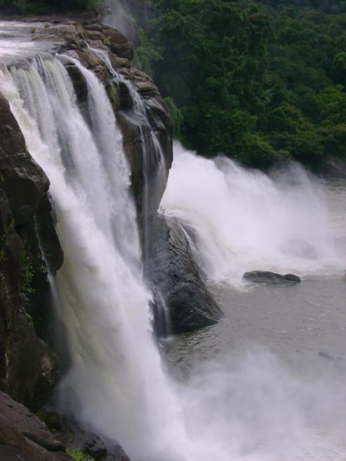 Athirapally water fall