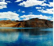 A beautiful view of Ladakh