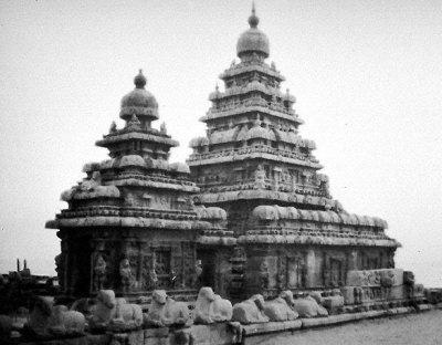 ShoreTemple Mahabalipuram