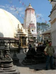 Shambunath Temple in Nepal