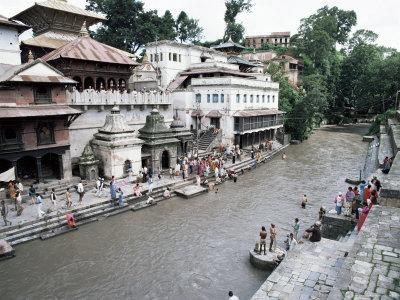 Pashupathinath Temple in Kathmandu