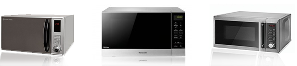 Solo Microwave,Grill Microwave,Convection Microwave