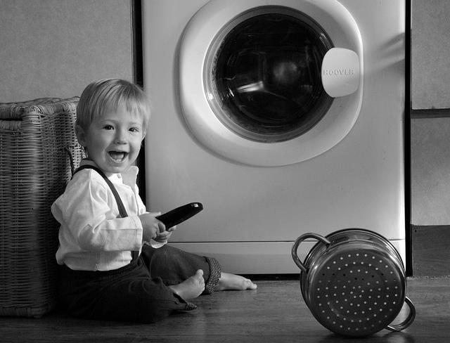 washing meshing