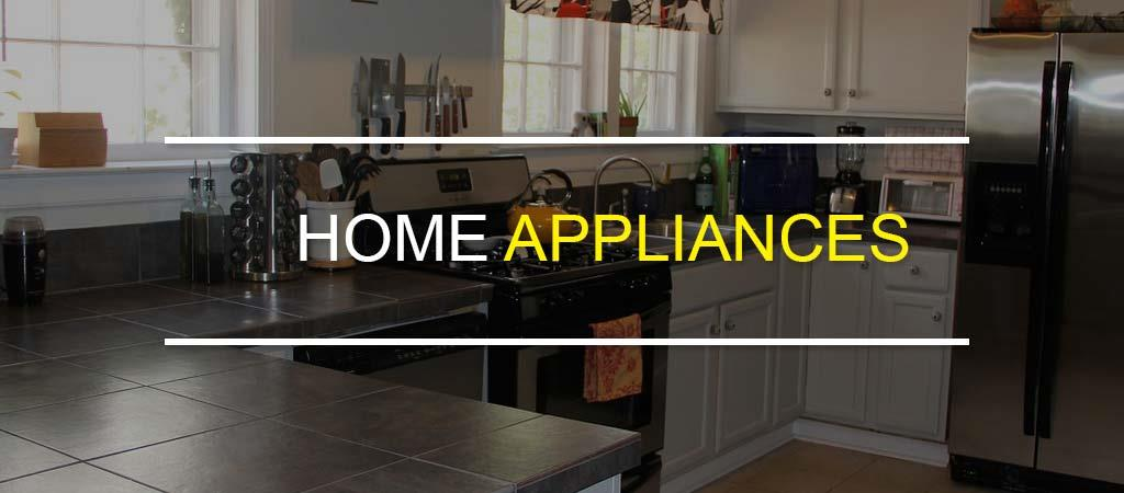 home and kitchen appliances reviews