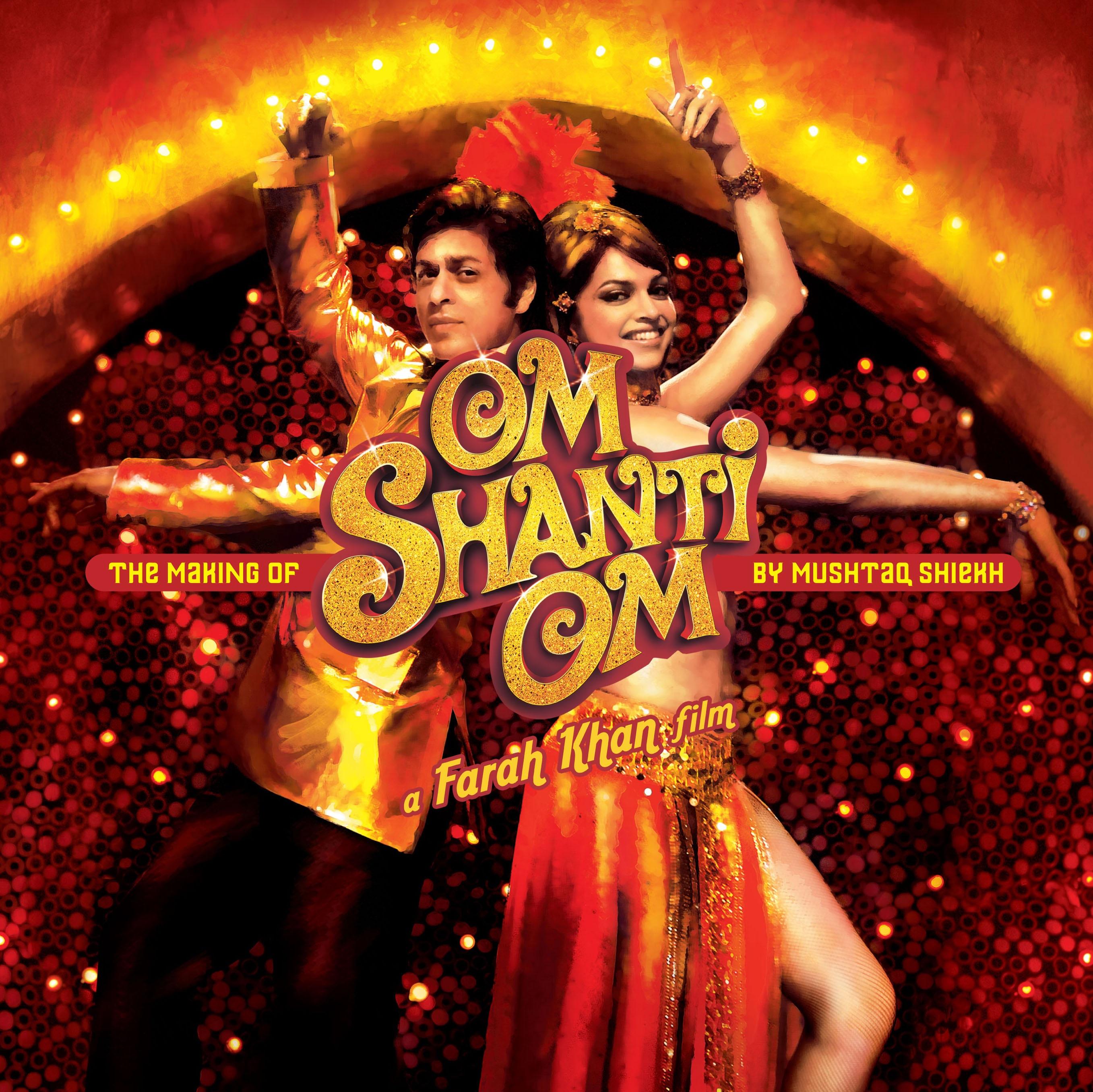 The Making Of Om Shanti Om A Farah Khan Film Photos