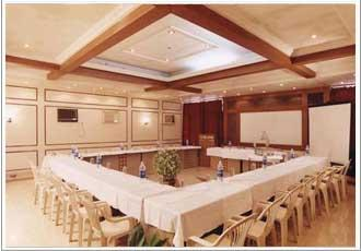 Conference Hall at Silver Sands Beach Resort