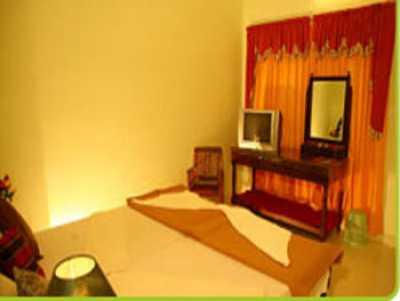 view of the room in Green View Homestay, Thekkady