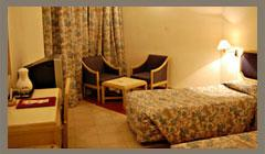 Standard rooms at Hotel Great Value, Dehradun