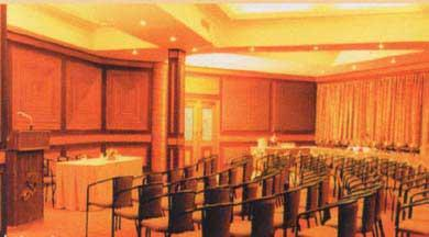 Conference Hall at Hotel Sri Chakra International,