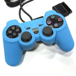 Silicone Skin Cover Case for SONY PS3 Controller