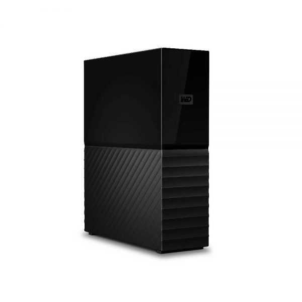 WD My Book 4TB External Hard Drive 3.0 USB (Black) WDBBGB0040HBK-BESN