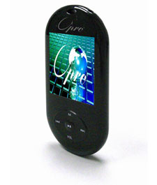 Eurone 819F 2GB MP4 Player